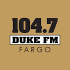 104.7 DUKE FM (FARGO) icon