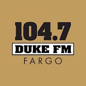 104.7 DUKE FM (FARGO)