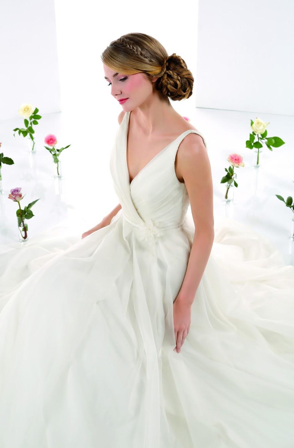 Robe de mariée Théatre