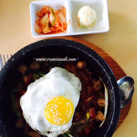 Bibimbap, Makanan Tradisional Korea