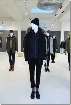 05 - WOOLRICH MENS FW17 COLLECTION SET UP