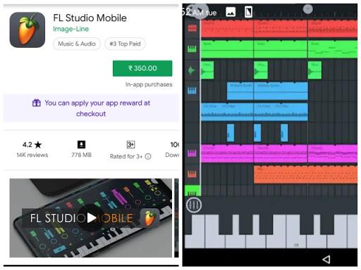fl studio mobile full version with data, fl mobile full download.