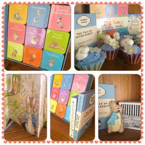 Happy Feaster Blog Tour, rabbit cupcakes #tastytales fondant rabbits and Fondant Bunnies