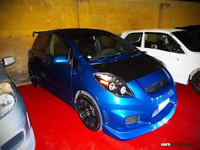 Modified Toyota Yaris