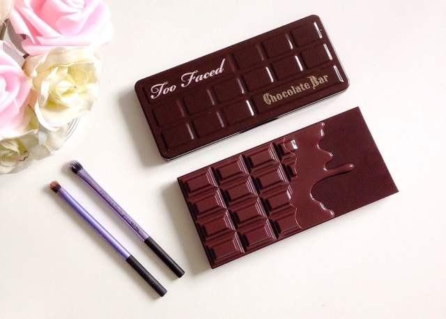 chocolate bar palettes