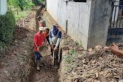 Koramil 0410/Pangkalan Kerja Bhakti Program Padat Karya Tunai