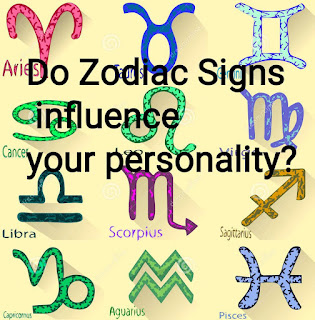 Do Zodiac Signs influence your Personality?