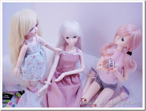 """Finding Doll Props: At The Party Store? """"Can I play too?"""""""