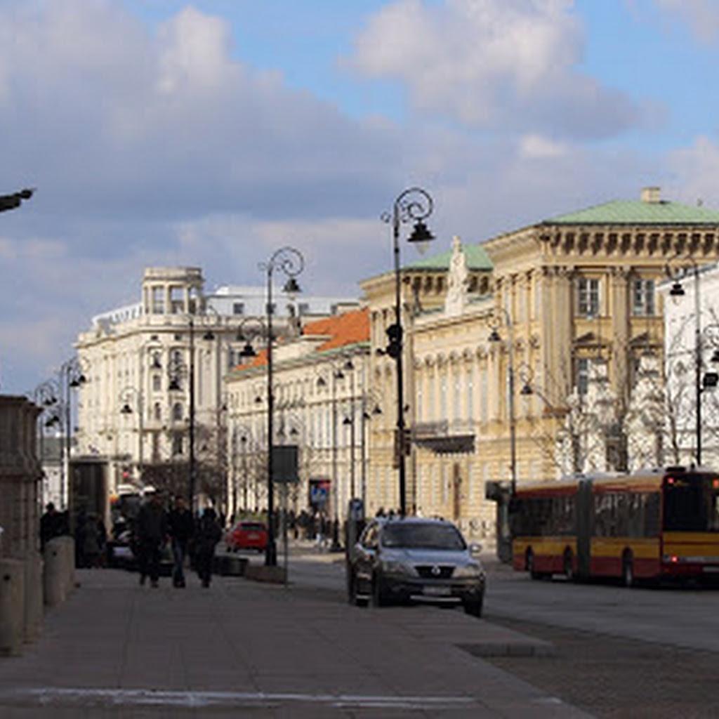 Warszawa da się lubić, czyli długi weekend w stolicy