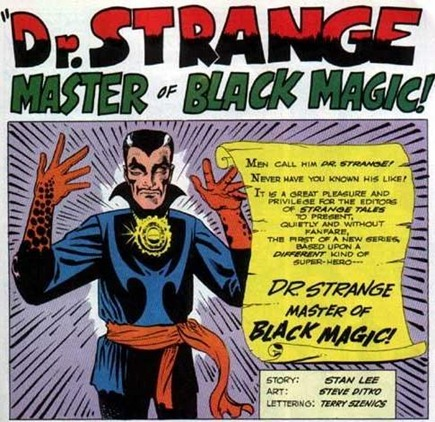 Komik-Doctor-Strange-Marvel