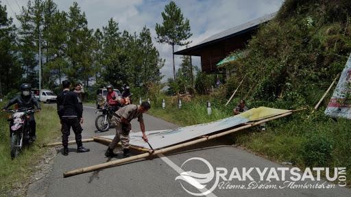 Masuki Masa Tenang Menuju Pilgub Sulsel, KPU Tana Toraja Tertibkan APK
