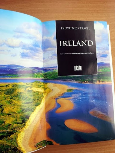 DK Eyewitness Travel Ireland
