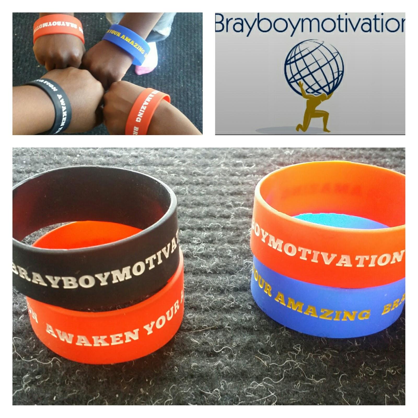 Brayboymotivation Awaken Your Amazing Free Bracelets In The Mail