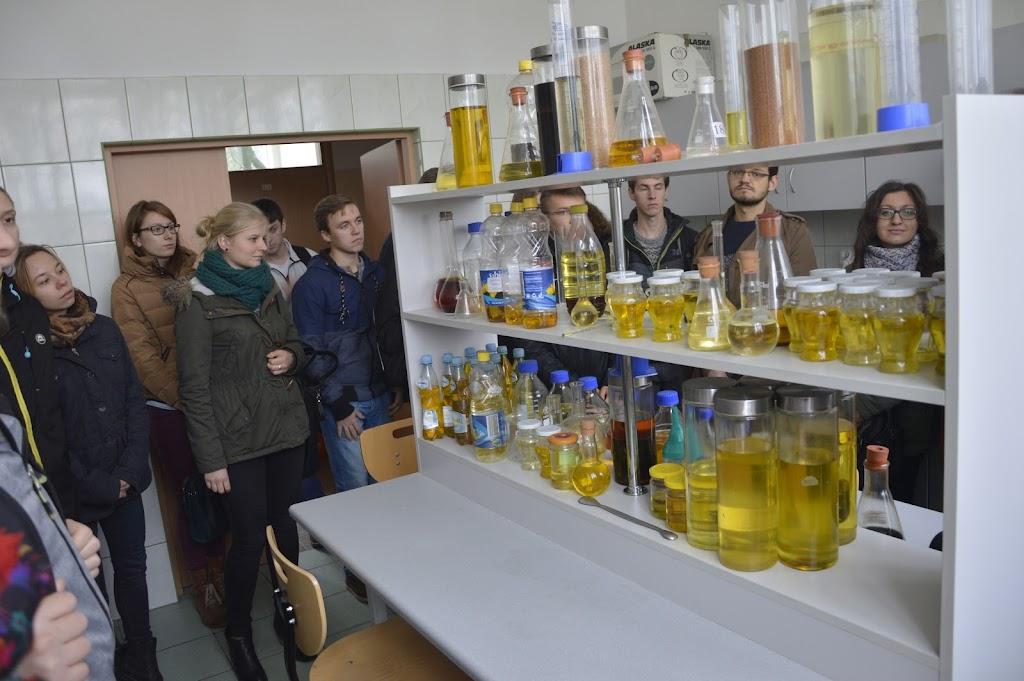 Wizyta na Uniwersytecie Rolniczym - biopaliwa - _DSC0281.JPG