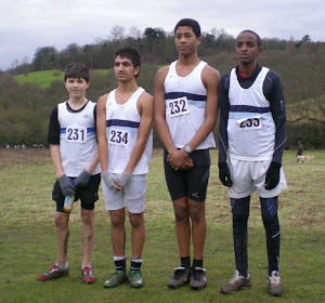 Essex XC Champs 8th January 2011