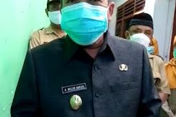 Wakil Bupati Pasuruan Tinjau Vaksinansi Para Santri di Pondok Pesantren Nurul Dholam