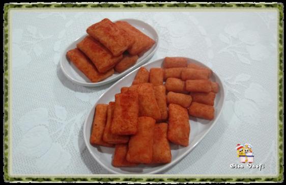 Rissoles de queijo e presunto 2