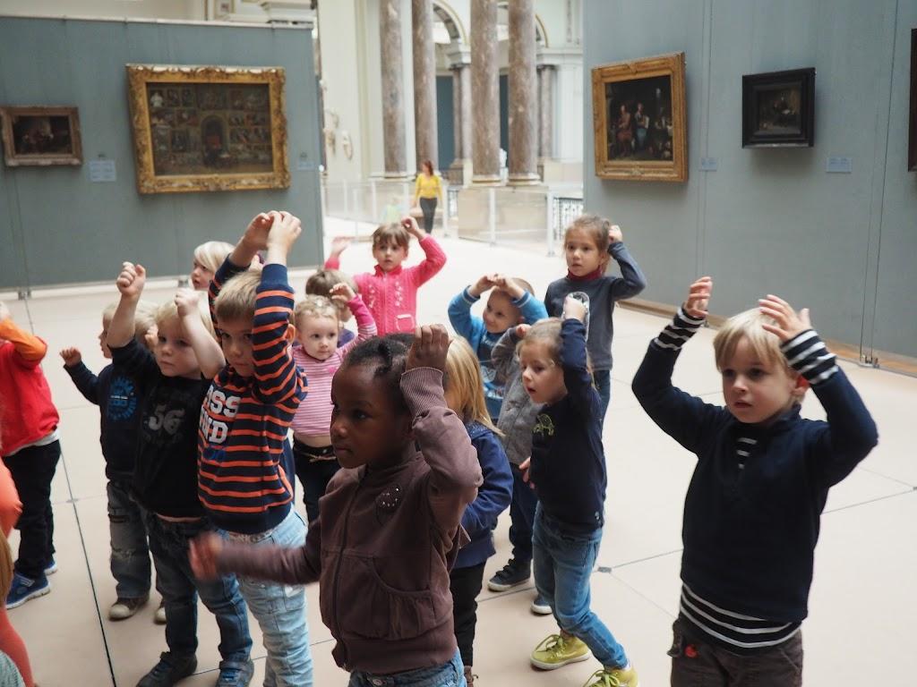 Leefgroep 1 ging naar het museum. - PA200052.JPG