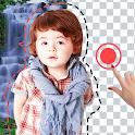 Cut Paste Photo - Photo Background Editor icon