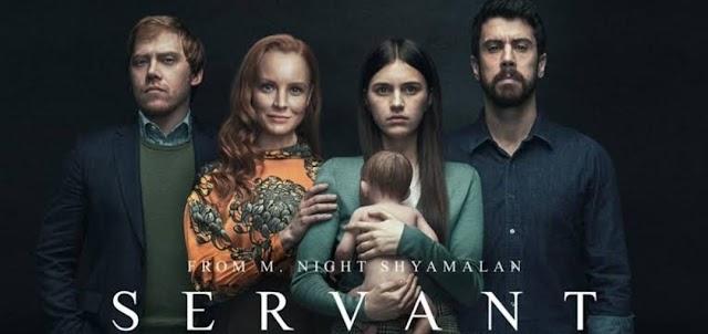 Conheça a incrível série de terror do Apple TV+ com ator de Harry Potter
