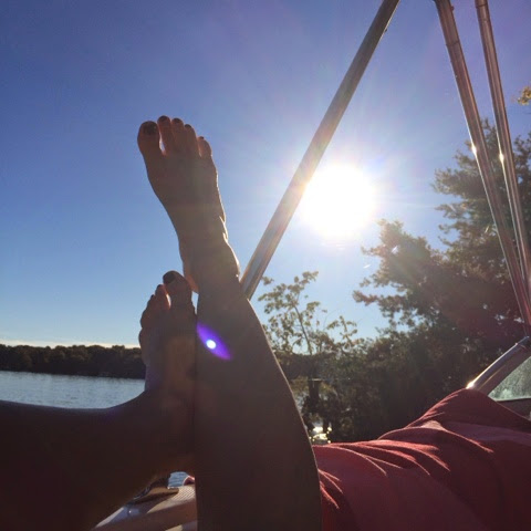 Stilettos and Diapers: Lake Norman