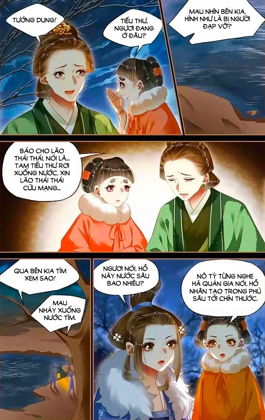 Thần Y Đích Nữ tập 133 - 2