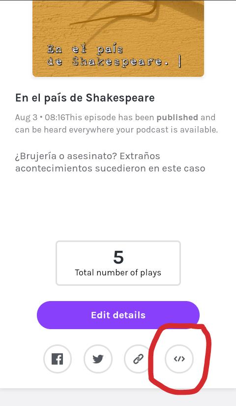 podcast en mi blog