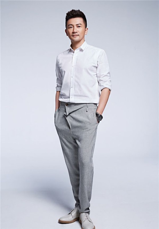 Su Youpeng China Actor