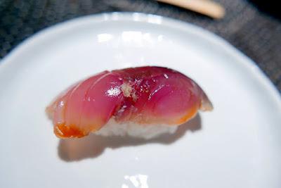 Masaba from Nodoguro Hardcore Sushi Omakase 1/31/2016