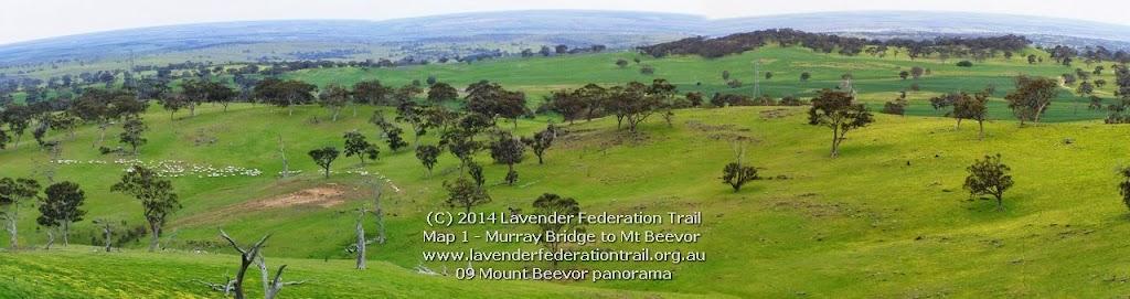 09 Mount Beevor panorama
