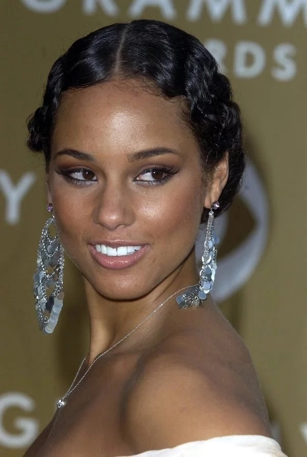How to do Alicia Keys hairstyles For 2018? 2