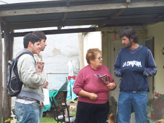 Jornada solidaria Saladillo