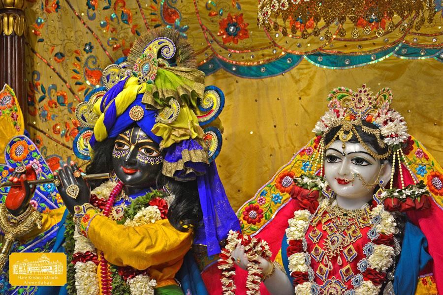 ISKCON Hare Krishna mandir Ahmedabad 09 Jan 2017 (6)