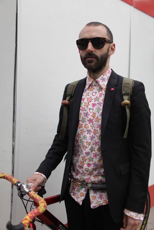 *英國倫敦時裝周場外街拍:攝影師Kuba Dabrowski捕捉街頭英倫紳士! 25