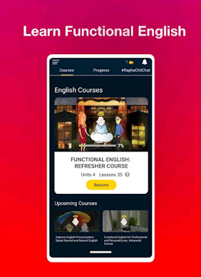 Download speaking English Course APK Android application