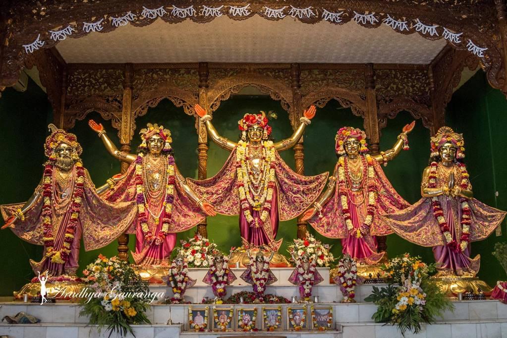 ISKCON Mayapur Deity Darshan 01 Mar 2016 (43)