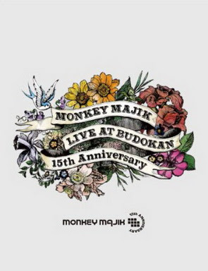 [TV-SHOW] MONKEY MAJIK – LIVE at BUDOKAN -15th Anniversary- (2015/05/13) (BDRIP)
