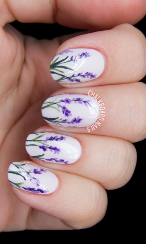 Latest Spring Nail Art Ideas For This Season 6