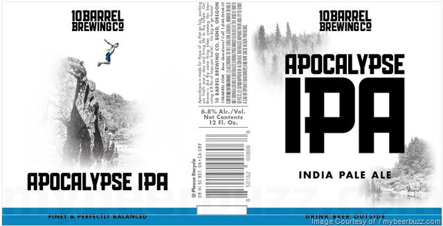 10 Barrel - Apocalypse IPA