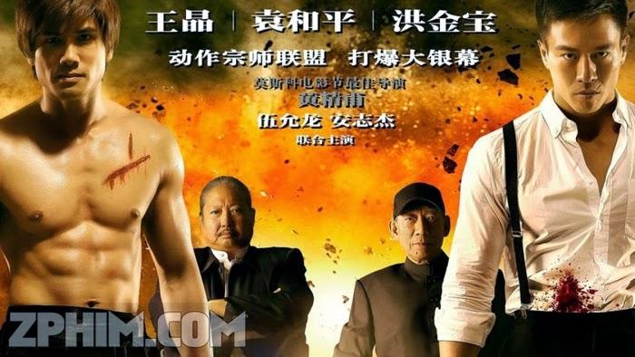 Ảnh trong phim Đại Chiến Bến Thượng Hải - Once Upon a Time in Shanghai 1