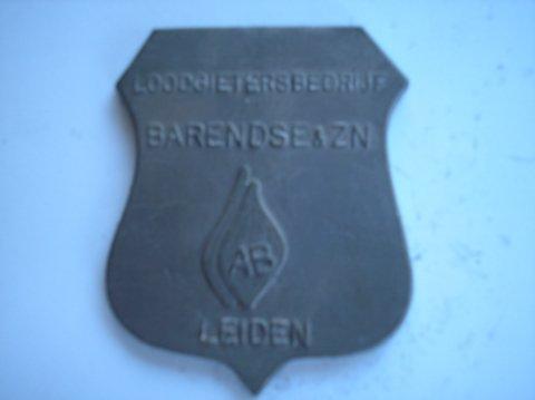 Naam: Barendsen & ZnPlaats: LeidenJaartal: 2000
