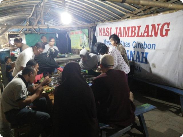Nasi Jamblang Yayu Na'ah