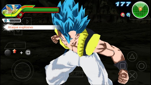 DOWNLOAD!! NEW MOD DRAGON BALL TENKAICHI TAG TEAM + MENU PARA ANDROID (PPSSPP) 2019 DBZ TTT