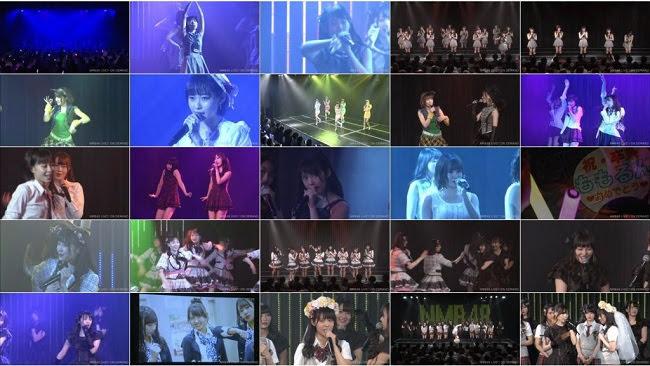 190412 (720p) NMB48 チームM「誰かのために」公演 岩田桃夏 卒業公演