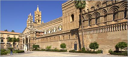 Sizilien - Der Dom von Palermo