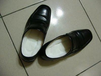 Higieniniai įklotai batuose