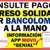 ¿Cómo saber si tienes su giro de prosperidad social en Bancolombia?