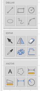 Controles de Edición