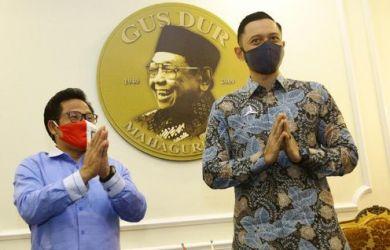Polling Sementara Jari Rakyat: Prabowo-Puan Jaya Ditempel Ketat Cak Imin-AHY