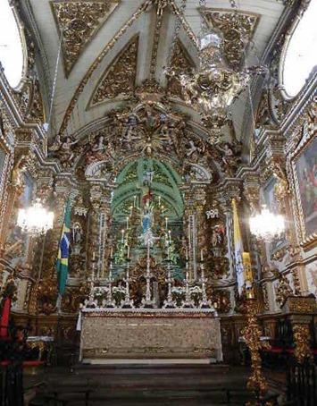 Sao Joao del Rei Nosso Senhora do Pilar